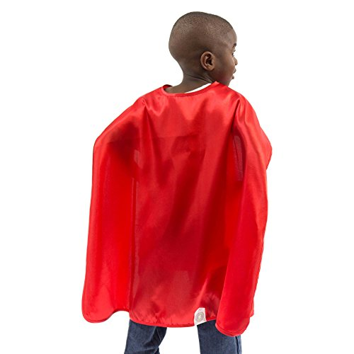 Superhero Cape - Kids (Red Child Cape)
