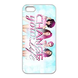 Little mix iPhone 4 4s Cell Phone Case White yyfabd-242663