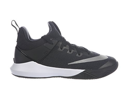 the best attitude 6acd6 c84f2 Nike Zoom Shift TB Men s Basketball Shoes Black White Size 7.5
