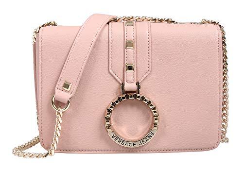 X Donna w Bag H 6x16x22 A Jeans Tracolla Cm Borsa rosa Rosa L Versace wzqUX8Sq