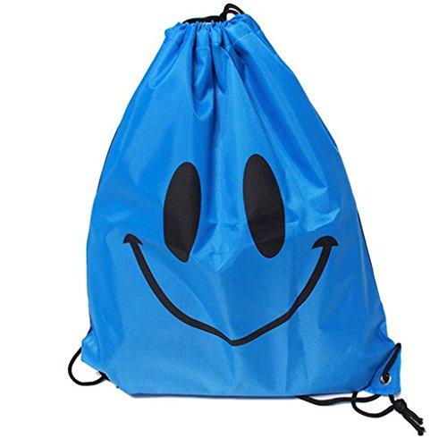 GU Angqi Beach Swimming Drawstring Waterproof Bag Sport Gym Swim Dance Backpack For Sale