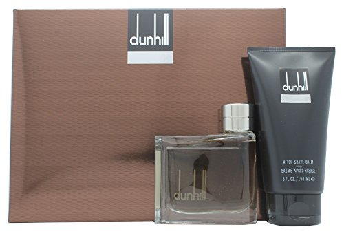 Alfred After Dunhill Shave Spray (DUNHILL MAN by Alfred Dunhill Gift Set for MEN: EDT SPRAY 2.5 OZ & AFTERSHAVE BALM 5.1 OZ)