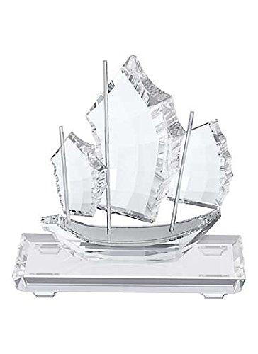 Swarovski Sailing Junk Boat