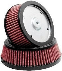 Arlen Ness Stage II Standard Replacement Air Filter (Arlen Ness Replacement)