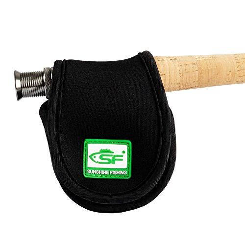 SF Fly Fishing Reels Glove Case 3/4 wt