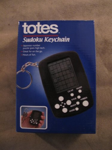 (Totes Sudoku Keychain)