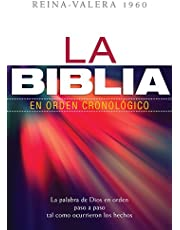 La Biblia En Orden Cronologico