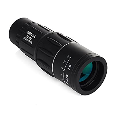 VicTsing Pocket Size Compact 15-70x21 Monocular Telescopes For Birdwatching Watching Wildlife and Scenery Durable and Lightweight - Waterproof and Fogproof