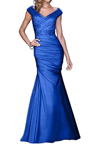 Promgirl House - Robe - Crayon - Femme -  Bleu - 40