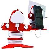 Maxgear Limited Mi Cable Tidy Porte câble et téléphone Rouge