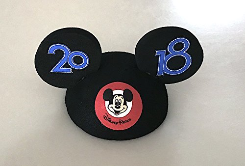 Disney Parks 2018 Mickey Mouse Ears Hat Antenna or Pencil (Car Antenna Topper Pencil)