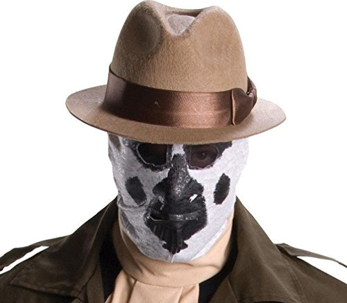 [Rorschach Stocking Mask Costume Accessory] (Rorschach Costume Halloween)