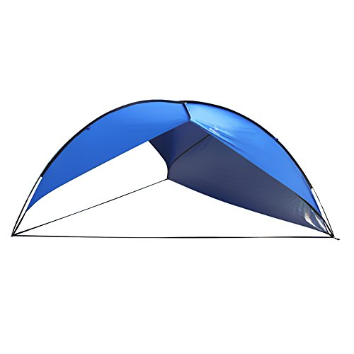 Yodo Portable Sun Shade Tent Sun Shelter Canopy for Family Camping Picnic Hiking Beach
