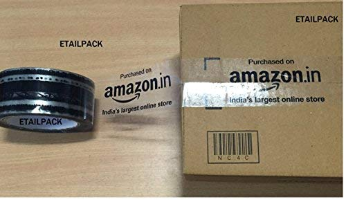MARUDHAR PACKAGING Amazon Branded Tape (Transparent) – Pack of 6 Price & Reviews