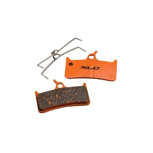 M755 Disc Brake Pads - XLC disc brake pads BP-D (Design: Shimano Deore XT (BR-M755), Grimeca Sys 8,)