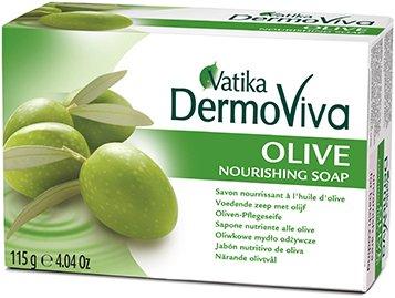 100% Herbal jabón de aceite de oliva eficaz para Hairloss y Caspa * * INCLUYE
