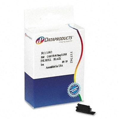"""Dataproducts - 8 Pack - R1180 Compatible Ink Roller Black """"P"""