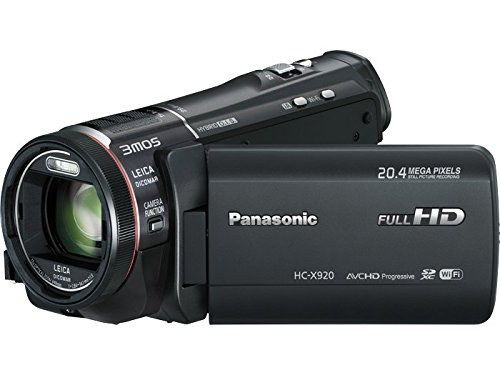 Panasonic HC X920 Ready Digital Camcorder