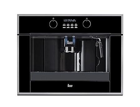 Teka CLC 855 GM Combi coffee maker 1.8L 2tazas Negro, Acero inoxidable