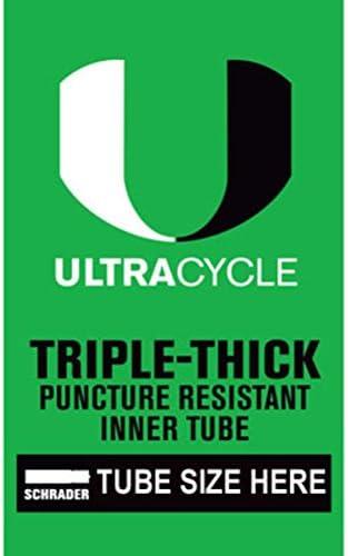 Bicycle Duro Inner Tube 29 x 1.90//2.125 48mm Schrader