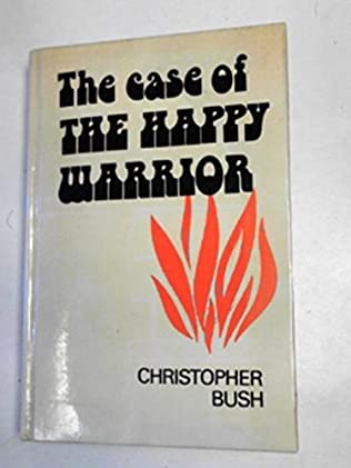 book cover of The Case of the Happy Warrior