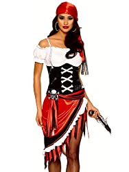 best halloween costumes for women - Captain Jack Sparrow