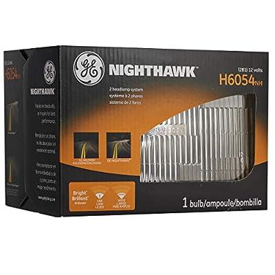 GE Lighting H6054NH Nighthawk Automotive Headlight Bulb: Automotive