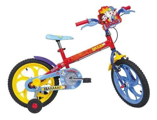 Bicicleta Luccas Neto Aro 16 - Caloi
