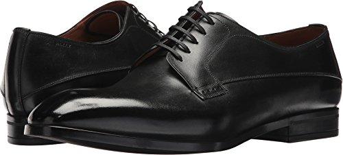 Oxford Bally Mens (BALLY Men's Lantel Oxford Black 11 D UK)