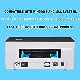 LabelRange 300DPI Thermal Label Printer - Label