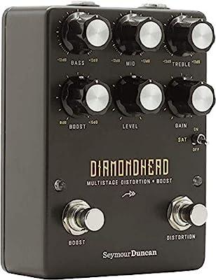Seymour Duncan Diamondhead Multistage Distortion & Boost Pedal Image