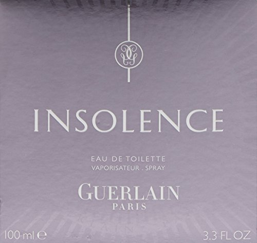 Insolence By Guerlain For Women Eau De Toilette Spray, 3.3-Ounces