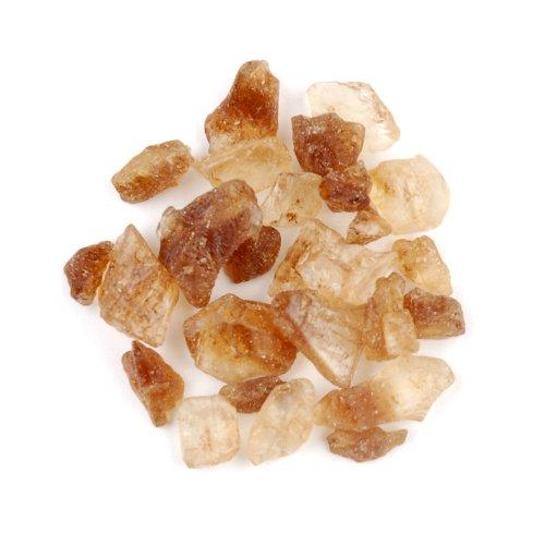 Brown Rock Crystals Sugar, 10 Lb Bag D'allesandro