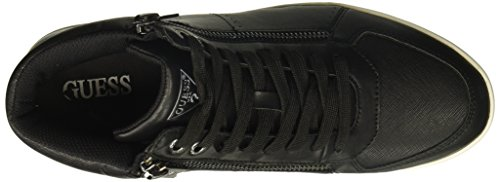 Sneaker Black Men's GUESS Ferno Men's Sneaker Black GUESS Ferno Men's GUESS waqX41f