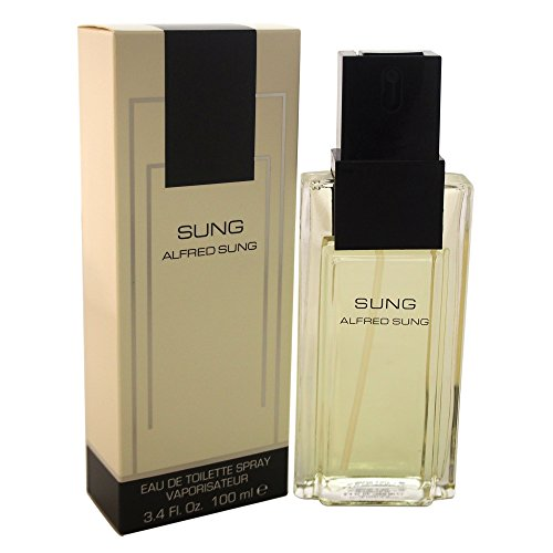 Sung by Alfred Sung Perfume for Women, 3.4 fl. oz. EDT Spray