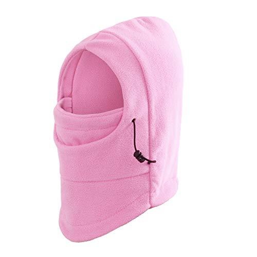 Luvnfun Child Face Mask Winter Balaclava Kids Boys Girls Toddler Windproof Caps, Double Fleece Layer Warm and Comfort ()
