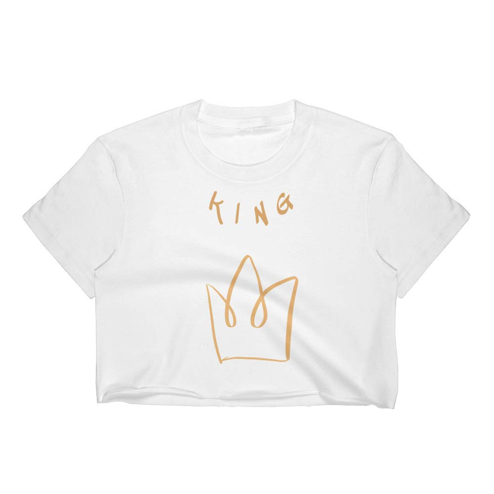 King Crop Top
