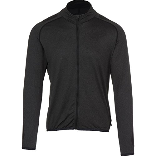 Fox Head Men's Equilibrium Long Sleeve Jersey, Black/Charcoal, (Fox Racing Thermal Shirt)