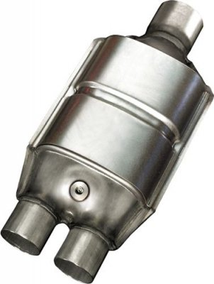 (Eastern Manufacturing 70535 Catalytic Converter (Non-CARB Compliant))