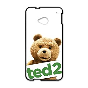 HTC One M7 Cell Phone Case Black Ted Sufs