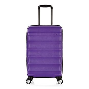 Image of Luggage Antler Suitcase, Purple