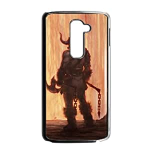 diablo iii LG G2 Cell Phone Case Black 53Go-356196
