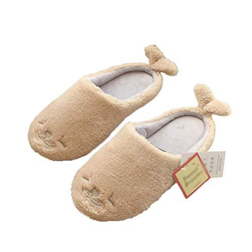 Morbide Marino 36 Invernali Da Peluche Autunnali Asia Orso E Leone Donna Pantofole Calde 37 Cotone In Polare Kentop zFO7xUt