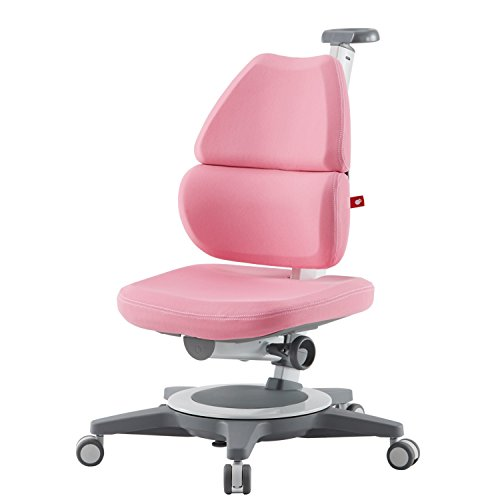 Kid 2 Youth Children's Ergonomic Desk Chair, Pink by TCT Nanotec