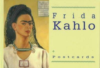 Frida Kahlo Postcards - Frida Kahlo Postcard