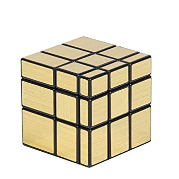 Buy 3x3x3 Gold Mirror Cube Magic Cube Shengshou Online At Low Prices In India Amazon In