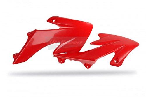 Polisport (8429900003) Red CR 04 Radiator Scoop