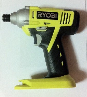 Ryobi P234g One+ 18-Volt Lithium Ion Cordless Impact Driver (Battery Not Included / Power Tool Only) - Power Impact Drivers -