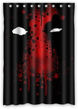 Scottshop Custom Deadpool Window Curtain Thermal Insulated Blackout Window Curtains Drapery Panels Treatment Polyester Fabric 52 X 72 Inch Amazon Co Uk Kitchen Home