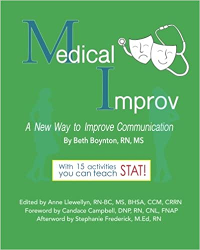 Medical Improv: A New Way to Improve Communication!